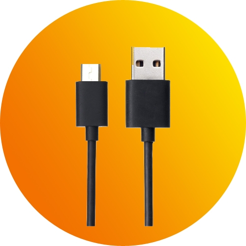 store-cable-microusb