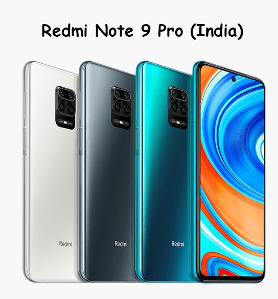 RedmiNote9ProIndia